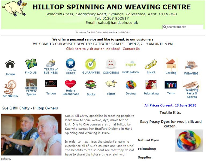Hilltop Spinning & Weaving Centre