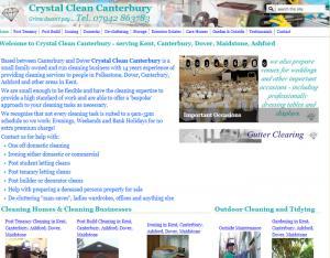 Crystal Clean Canterbury